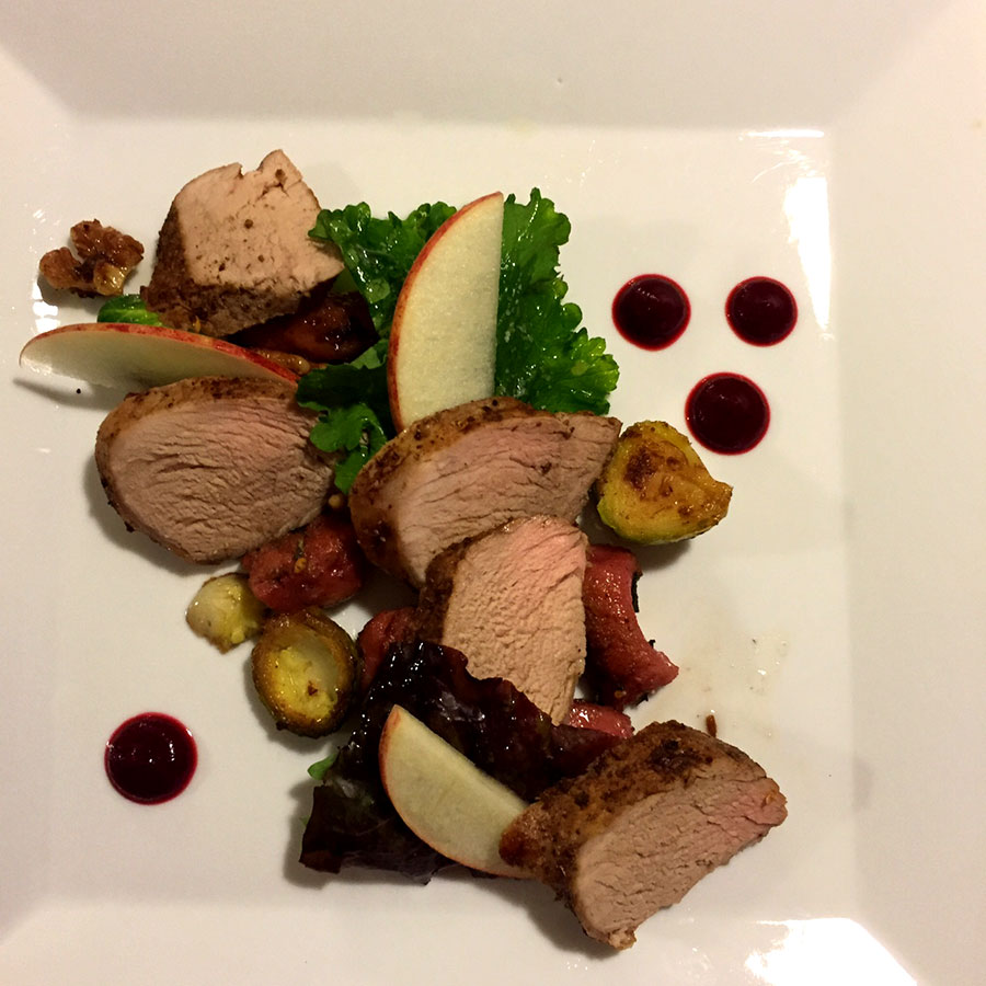 Chinese 5 Spice Pork Tenderloin